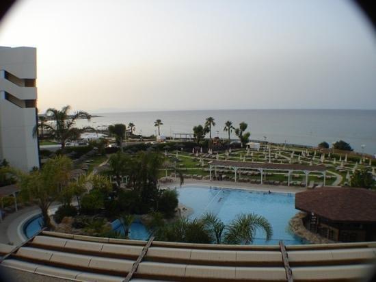 Capo Bay Hotel: view from balcony