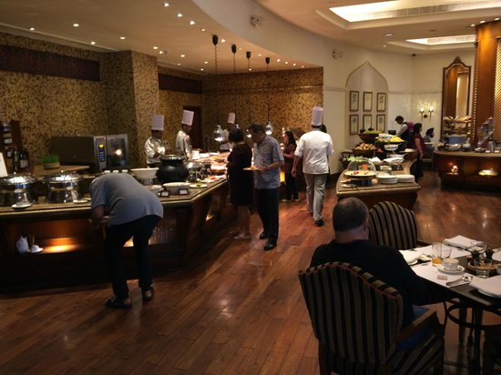 Taj Krishna Hyderabad: Buffet