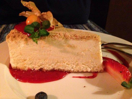 Von Krahli Aed: Der perfekte cheesecake