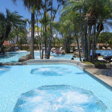 Wyndham San Jose Herradura Hotel & Convention Center: Pool Area