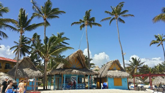 Caribe Club Princess Beach Resort & Spa : die Ausleihstation am Strand