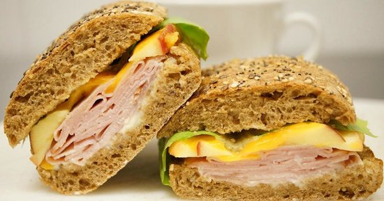 """Confetti Cafe And Gelato: """"The best sandwich I've ever had!"""""""