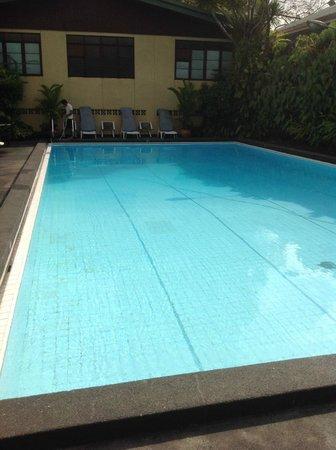 Tropicana Suites : pool