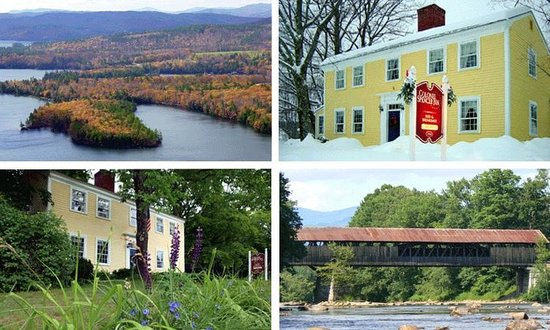 Colonel Spencer Inn: The Inn through the seasons and the surrounding area.