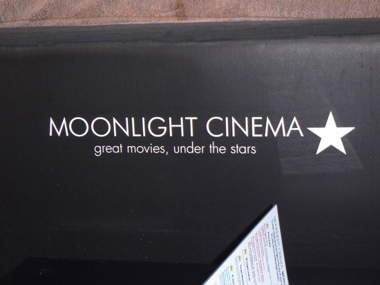 Moonlight Cinema : Sofas
