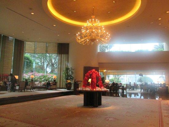 Conrad Hong Kong: Hotel Lobby