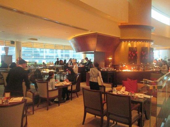 Conrad Hong Kong: Lobby Cafe