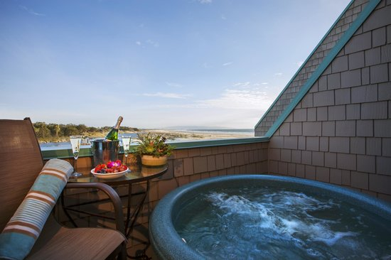 Seaventure Beach Hotel Partial Ocean View Balcony Hot Tub And