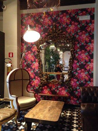 Generator Hostel Venice : Lounge