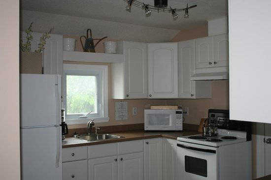 Ellis House Bed and Breakfast: Executive Apartment - Full Kitchen
