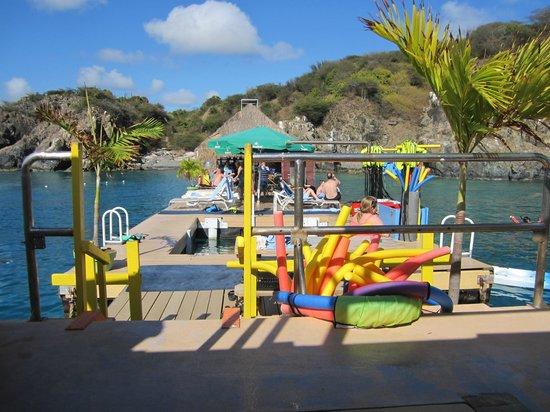 Tiki Hut Snorkel Park: Tiki Hut