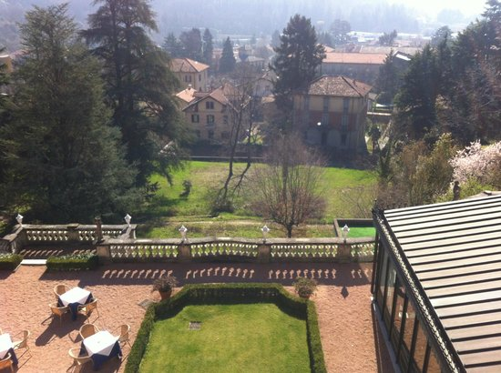 Villa Porro Pirelli : Panorama dalla camera