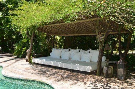UXUA Casa Hotel & Spa: Pool area