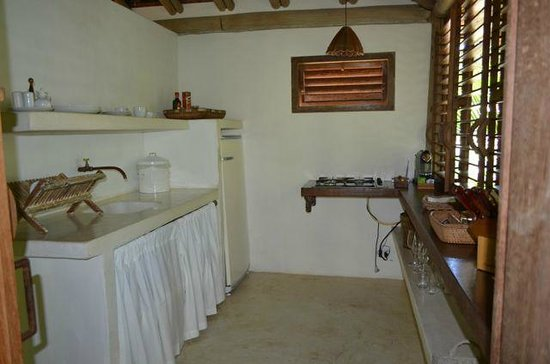 UXUA Casa Hotel & Spa : Kitchenette