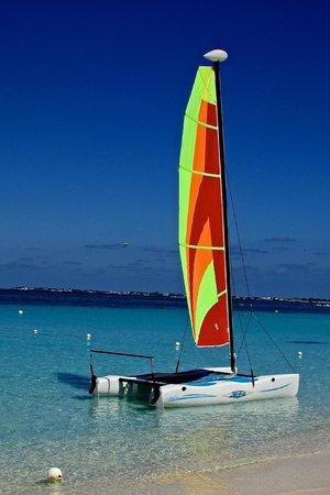 Grand Cayman Marriott Beach Resort: Set Sail