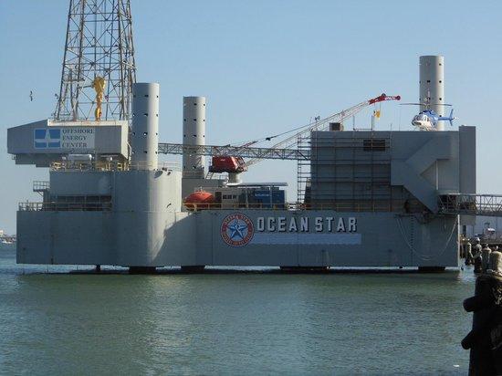Ocean Star Offshore Drilling Rig & Museum: Harborside Drive