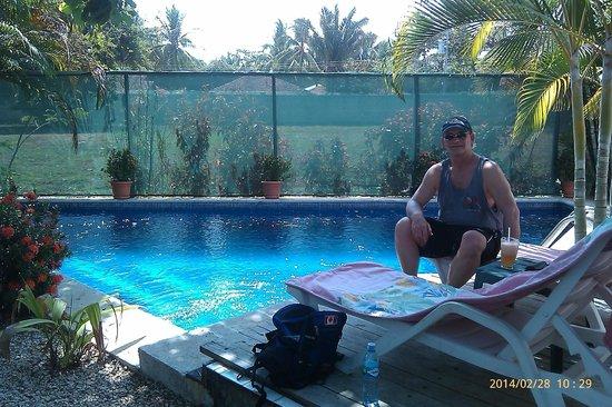 Hotel Sol Samara: Salt water pool
