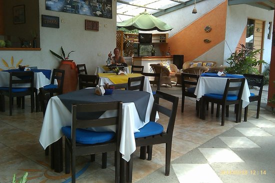 Hotel Sol Samara : Dona Sixta Restaurant