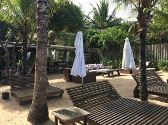 Etnia Pousada & Boutique : Beach club (Etnia Club de Mar - different location!)