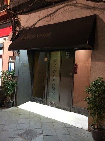 Albarama Restaurante Tapas: Entrée