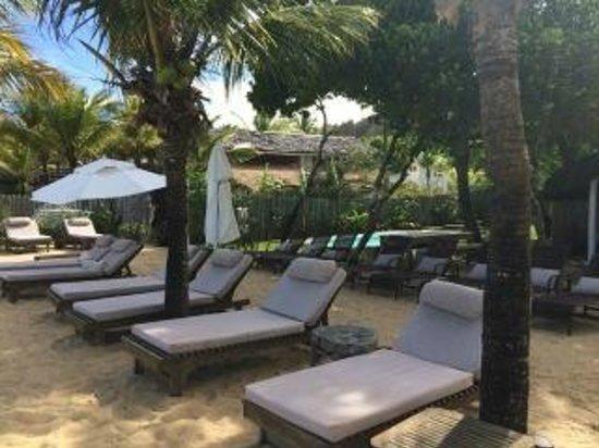 Etnia Pousada & Boutique: Beach club (Etnia Club de Mar - different location!)