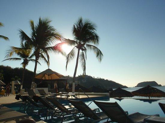 Dreams Huatulco Resort & Spa : Sunrise