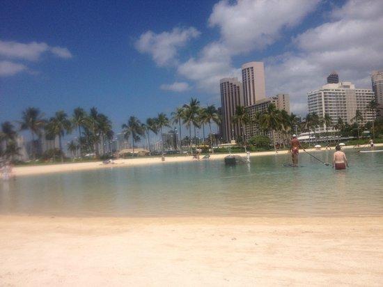 Hilton Hawaiian Village Waikiki Beach Resort: Lagoon