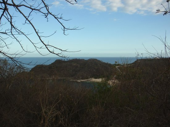 Dreams Huatulco Resort & Spa : City tour- view from top of the lighthouse hill