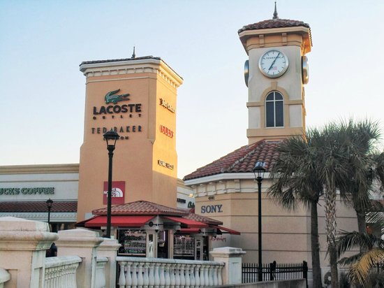 Orlando International Premium Outlets : Premium Outlets, Orlando