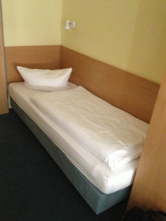 Citylight Hotel : Single Bed