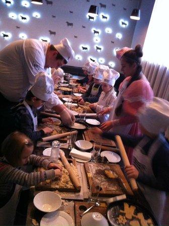 BEEF meat & wine: Кулинарный класс с шефом