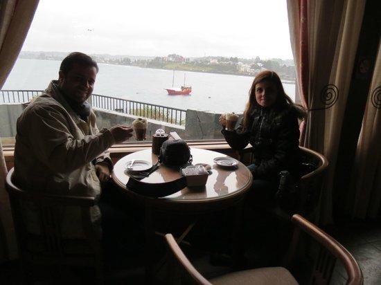 Cabaña del Lago Hotel: Restaurante