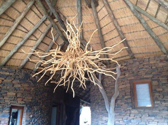 Madikwe Safari Lodge: Great fixture in lodge