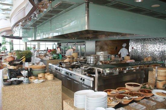Grand Hyatt Kuala Lumpur : Breakfast buffet