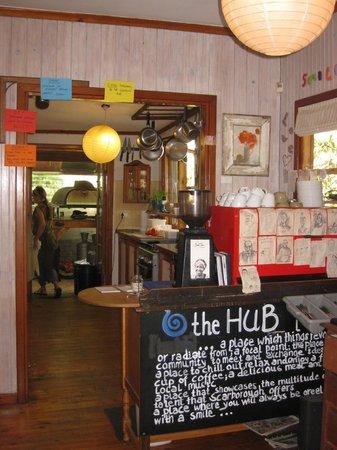 The Hub Cafe: The Hub