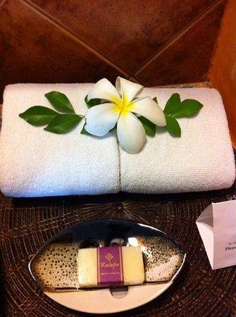 Phi Phi Island Village Beach Resort : service