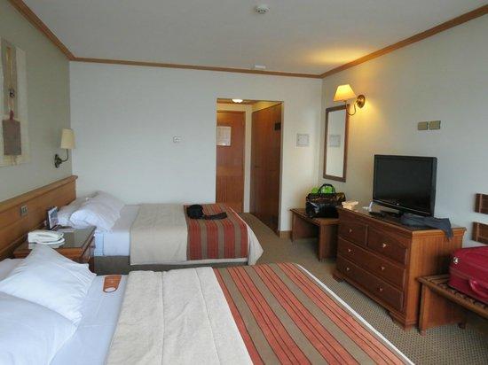 Hotel Cabana del Lago : Visão do apartamento