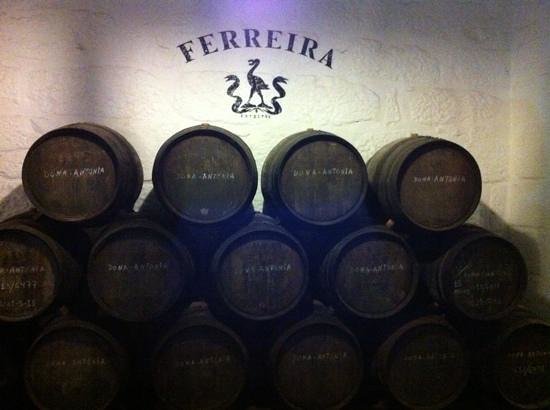 Ferreira Cellars : Casa Ferreira