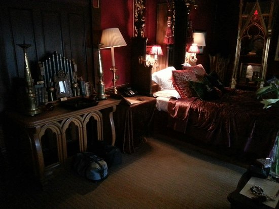 The Witchery by the Castle : Old Rectory Suite