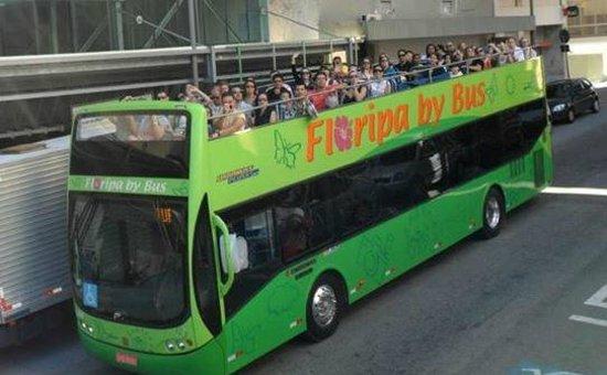 Floripa by Bus: Circulando pelo Centro Histórico