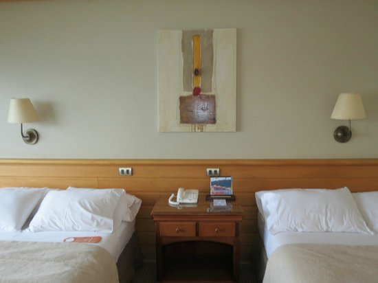 Hotel Cabana del Lago : Suíte