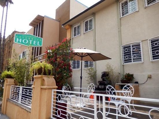 Hollywood Celebrity Hotel: exterieur