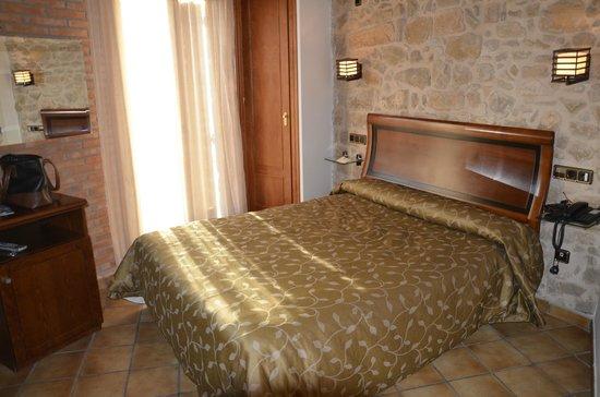 Hotel El Castell: Habitacion