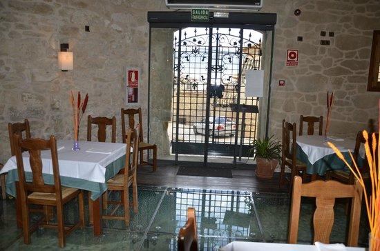 Hotel El Castell: restaurante
