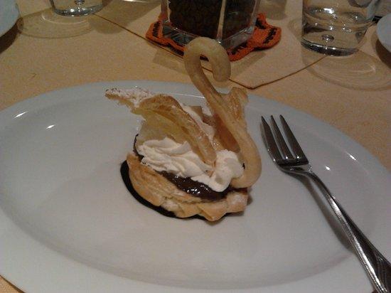 Albergo Villa Brunello : ancora creatività in cucina