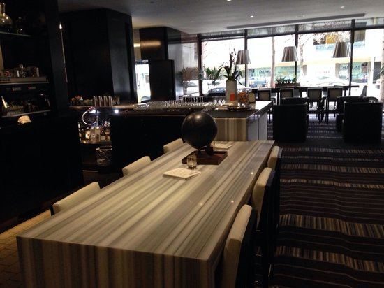 Le Meridien San Francisco: New bar area