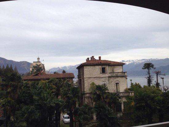 La Palma Hotel : Vista dalla camera