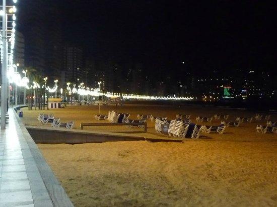 Hotel Avenida: Lavente beach