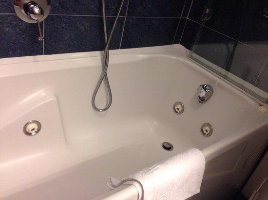 La Palma Hotel : Bagno - Vasca Idro