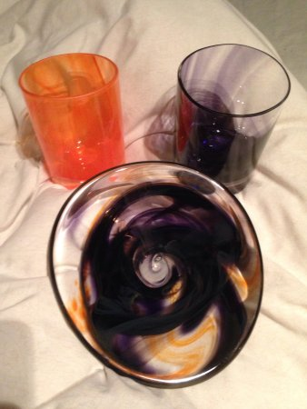 Stuart Wiltshire Glass: Finished articles :-)